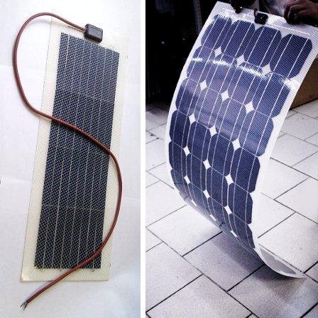 Гибкие модули (солнечные батареи)